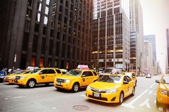 Taxi en inglés - Taxi