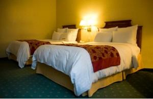 Cuarto de hotel o habitación de hotel en inglés - Hotel room