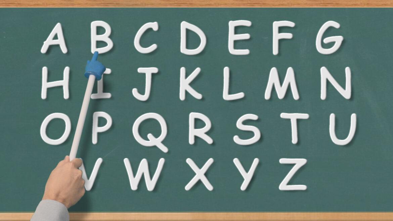 El Abecedario en inglés | Learn the Alphabet in English